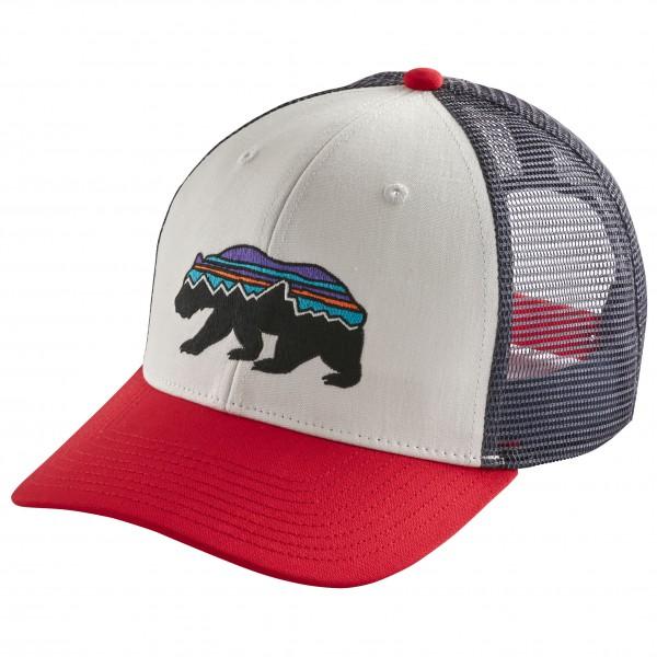 Patagonia - Fitz Roy Bear Trucker Hat - Cap