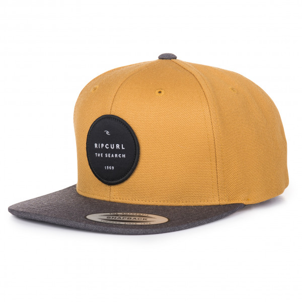 Rip Curl - Valley Badge Snap Back Cp - Caps
