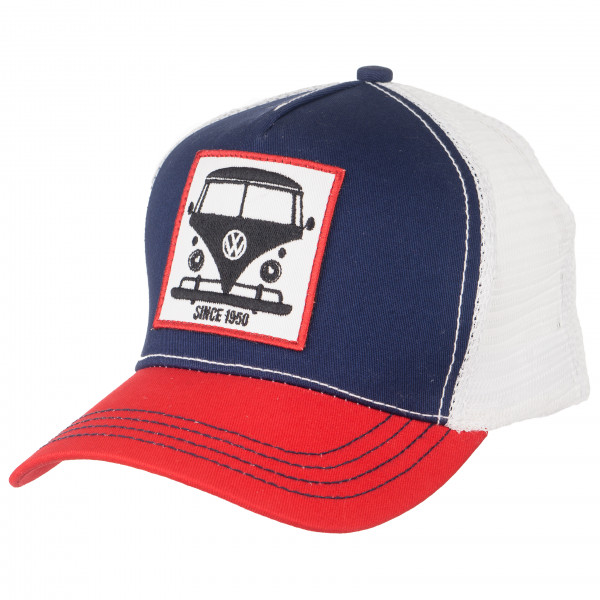Van One - Bulli Face Cap Red - Cap