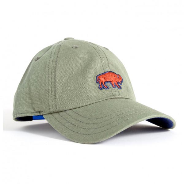 United By Blue - Kid's Bison Baseball Hat - Lippalakki