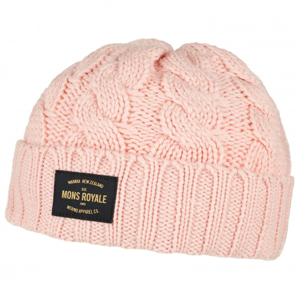 Mons Royale - Rope Tow Beanie - Hue