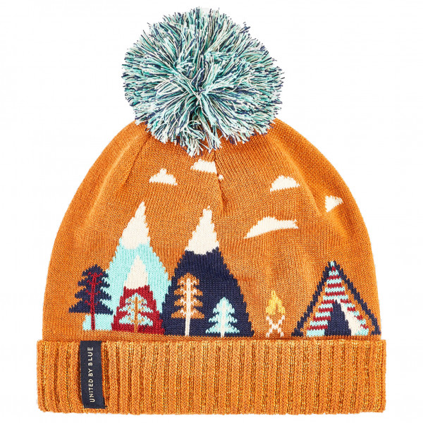United By Blue - Youth Pitch It Pom Beanie - Muts