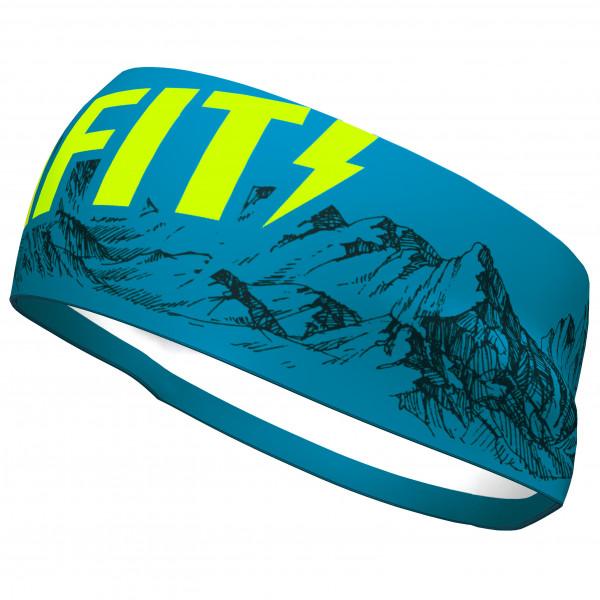 Dynafit - Graphic Performance Headband - Pannband