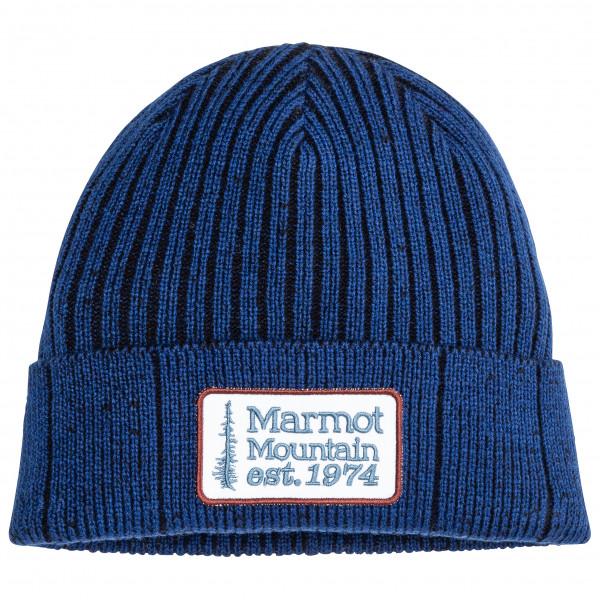 Marmot - Retro Trucker Beanie - Lue