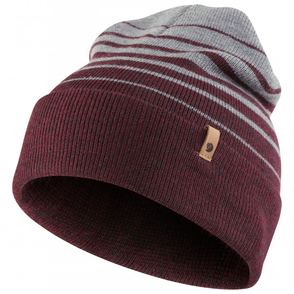 Fjällräven - Classic Striped Knit Hat - Hue