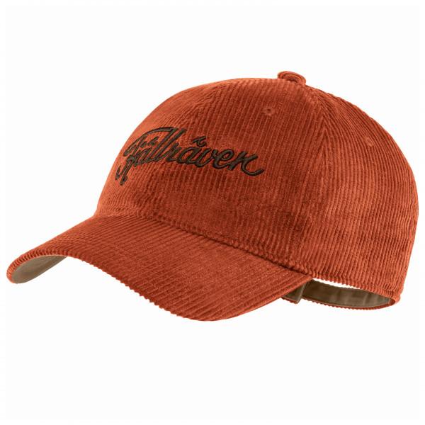 Fjällräven - Cord Cap - Pet