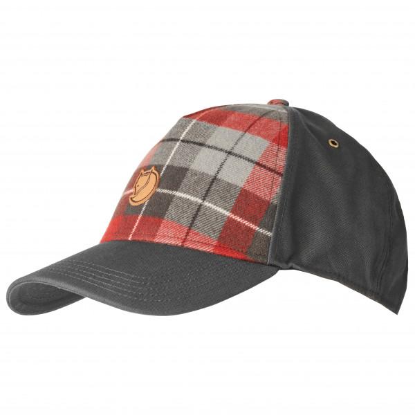 Fjällräven - Övik Plaid Cap - Caps