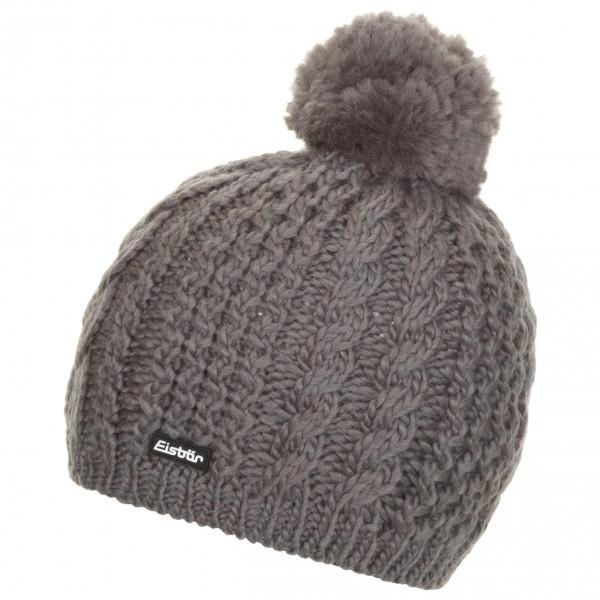 Eisbär - Afra Pompon Mütze