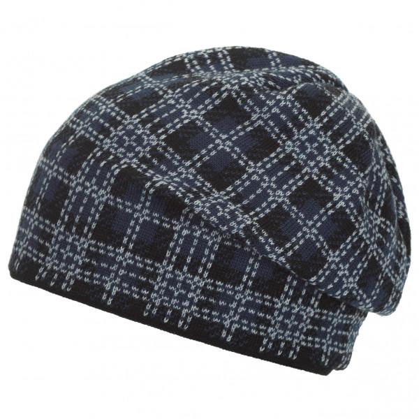 Eisbär - Glencheck OS Mütze