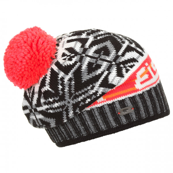 Eisbär - Nuka OS Pompon Mütze