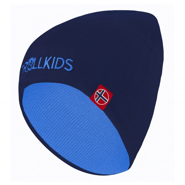 Trollkids - Kid's Flag Beanie - Muts