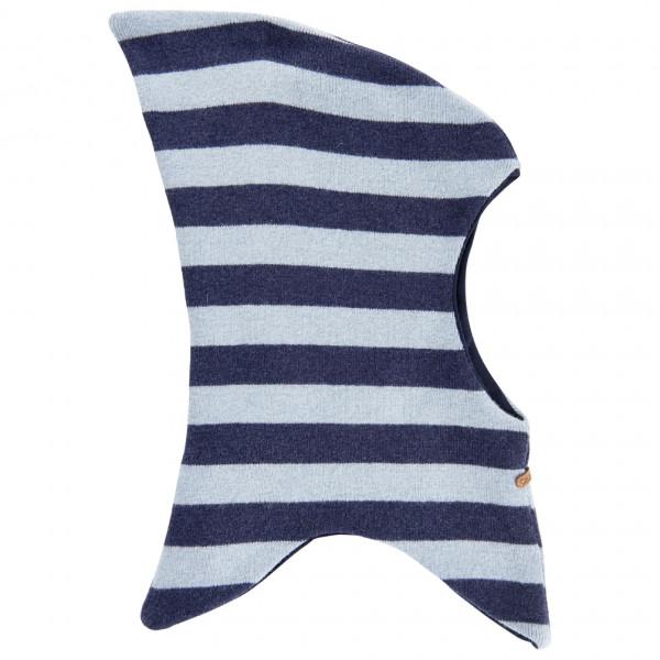 CeLaVi - Kid's Balaclava Striped Knit - Kypärämyssy