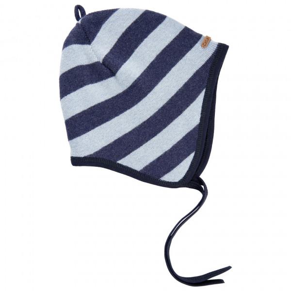 CeLaVi - Kid's Helmet Striped Knit - Mössa