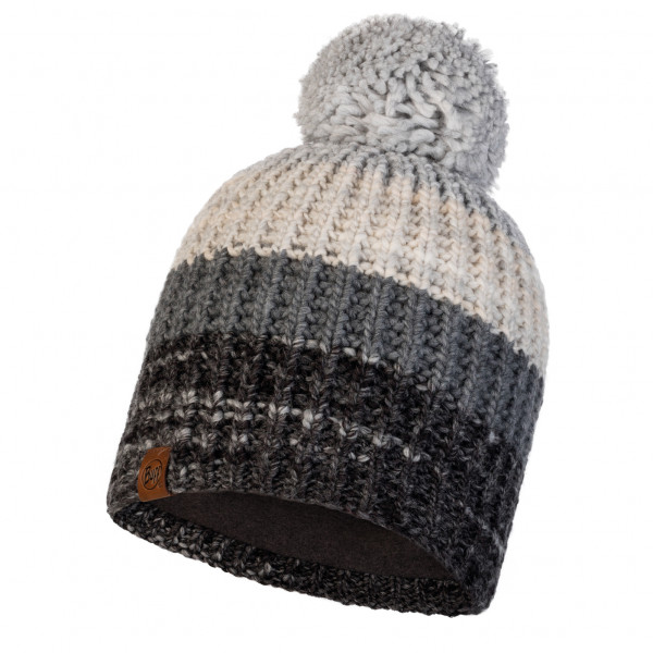 Buff - Women's Knitted & Polar Hat Alina - Beanie