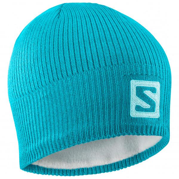 Salomon - Logo Beanie - Myssy