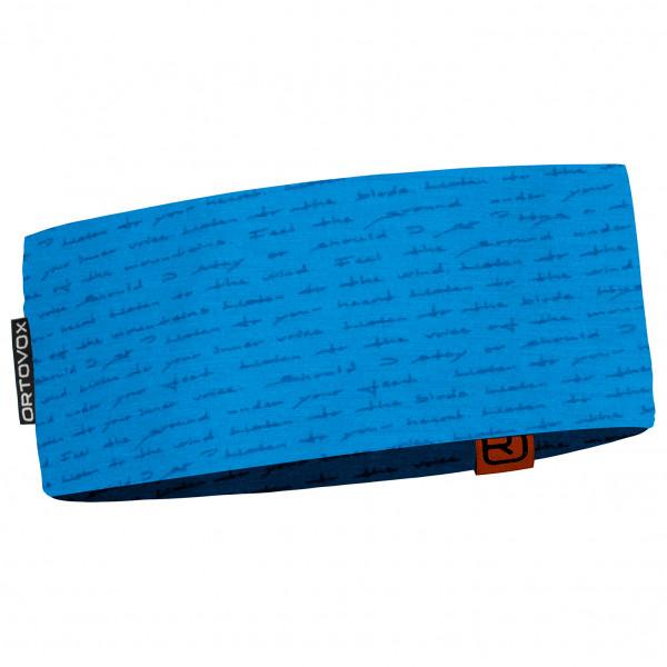 Ortovox - 120 Tec Print Headband - Pandebånd