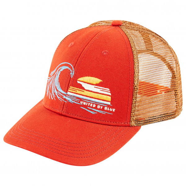 United By Blue - Sunset Swell Trucker Hat - Casquette