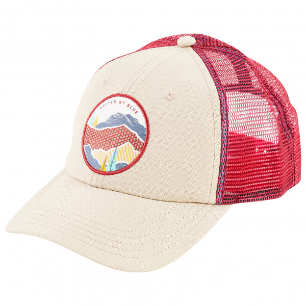 United By Blue - Women's Mountain Shadow Trucker Hat - Pet