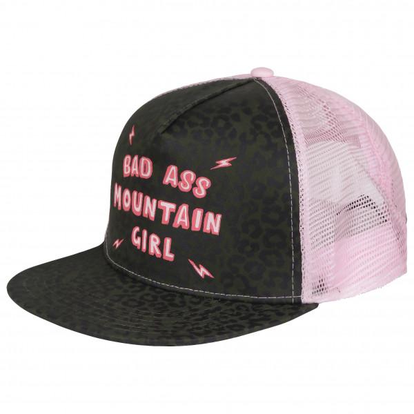 Alprausch - Mountain Girl Mütze Trucker Cap Girls - Lippalakki
