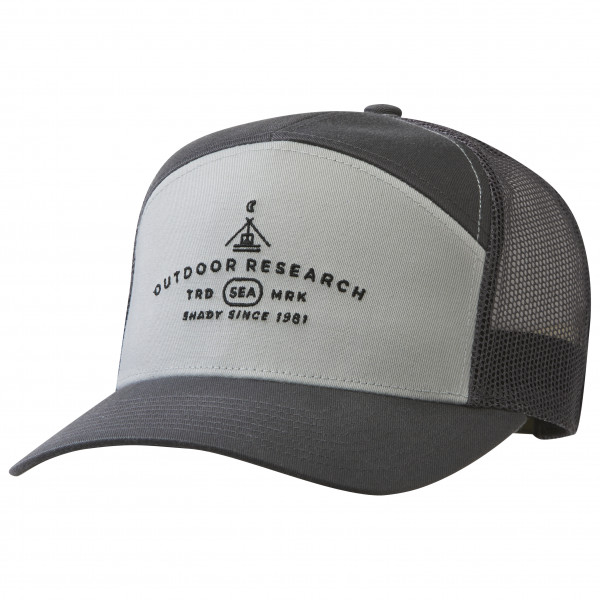 Outdoor Research - Shady 7 Panel Trucker Hat - Gorra