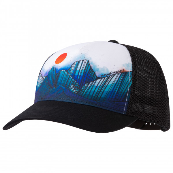Outdoor Research - Women's Wild Bells Trucker Cap - Cap