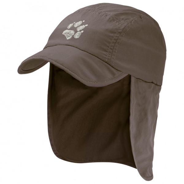 Jack Wolfskin - Supplex Canyon Cap Kids - Cap