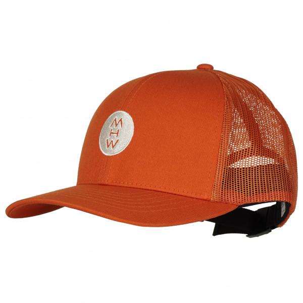 Mountain Hardwear - MHW/Marrow Logo Trucker Hat - Keps