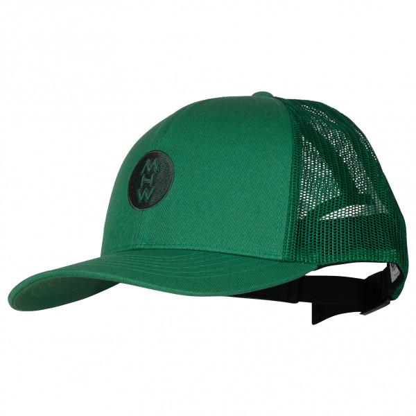 Mountain Hardwear - MHW/Marrow Logo Trucker Hat - Cappellino