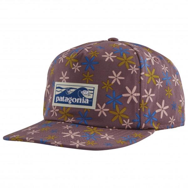 Patagonia - Boardshort Label Funfarer Cap - Cap