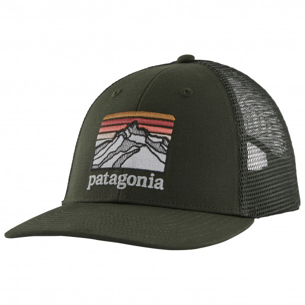 Patagonia - Line Logo Ridge LoPro Trucker Hat - Pet
