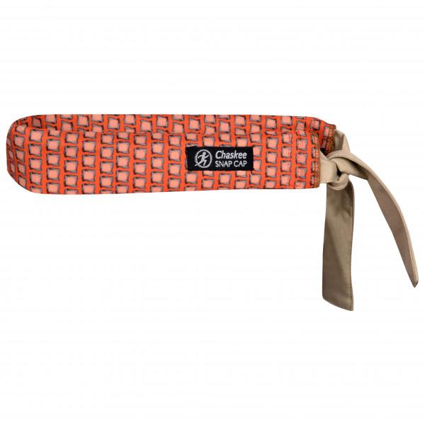 Chaskee - Snap Cap Fancy Squares - Hovedtørklæde