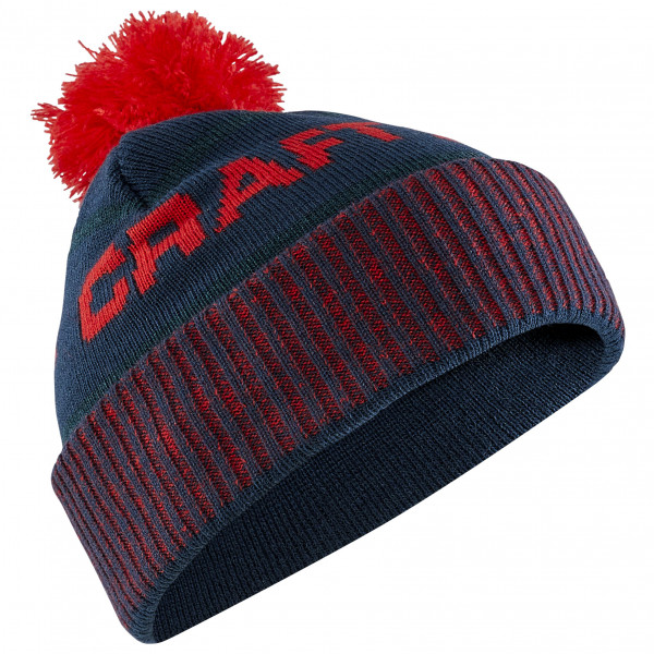 Craft - Core Retro Logo Knit Hat - Gorro