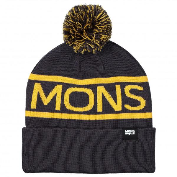 Mons Royale - Pom-Pom Beanie - Beanie