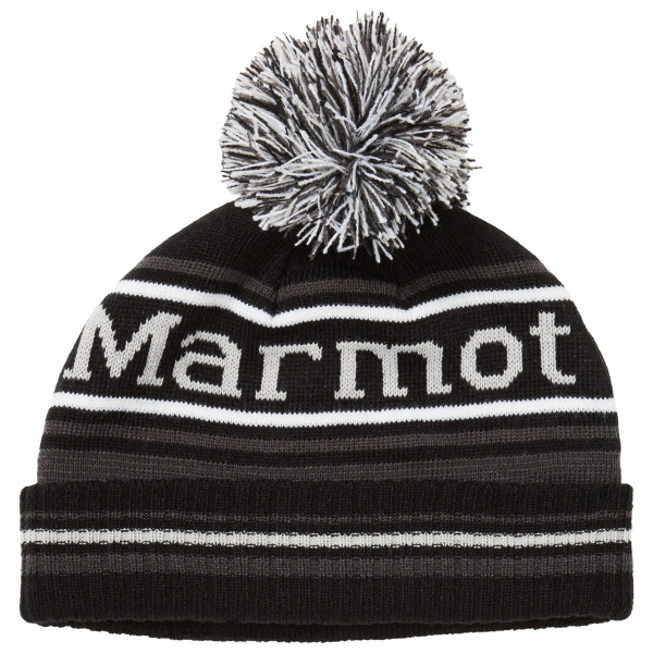Marmot - Kid's Retro Pom Hat - Hue