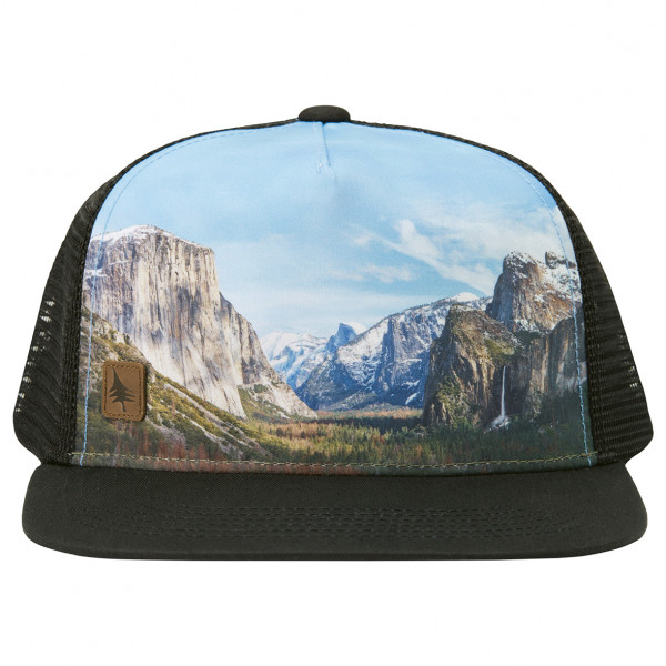 Hippy Tree - Tunnel View Eco Hat - Cap