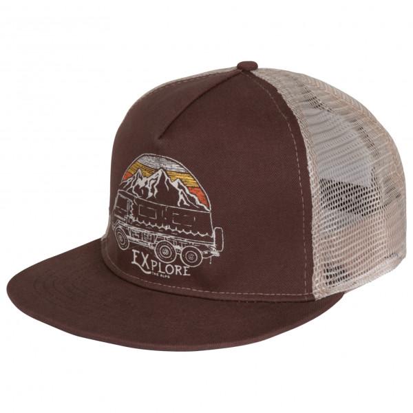 Alprausch - Pinzgauer Mütze Trucker Cap