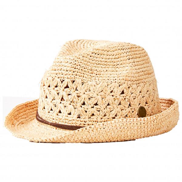 Rip Curl - Women's Crochet Straw Fedora - Hut