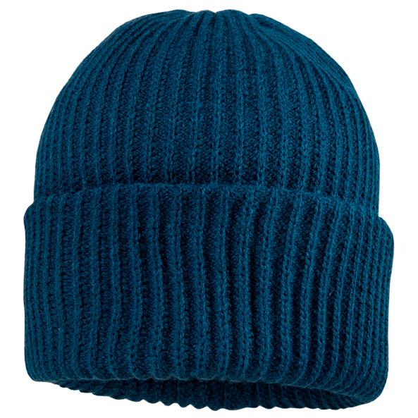 maximo - Kid's Girl-Mütze mit Umschlag