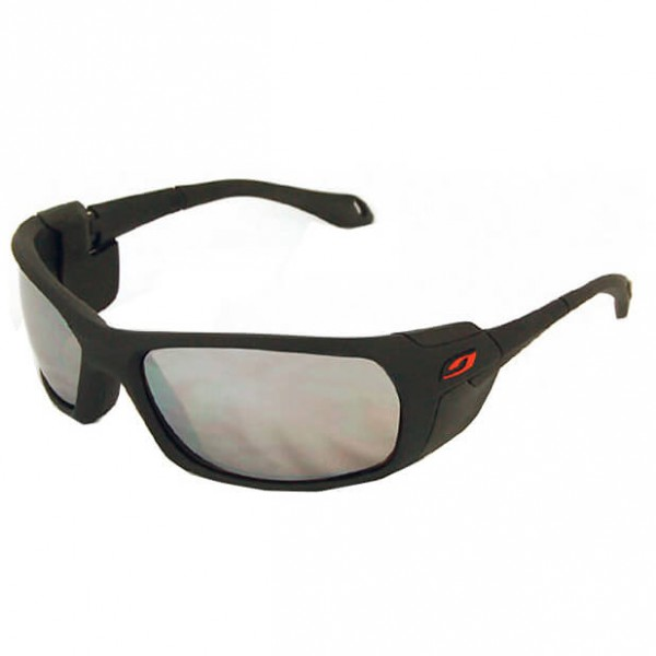 Julbo - Bivouak Brown Flash Silver Spectron 4 - Solbrille