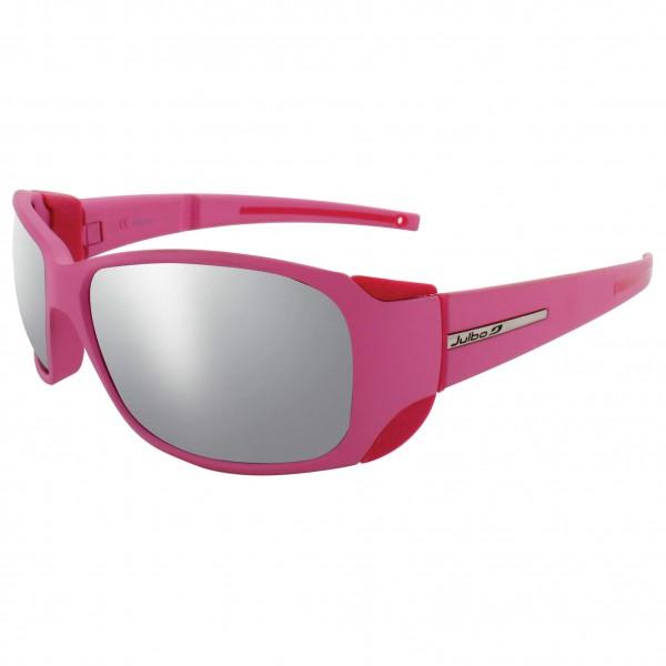 Julbo - Women's MonteRosa Brown Flash Silver Spectron 4 - Glacier glasses