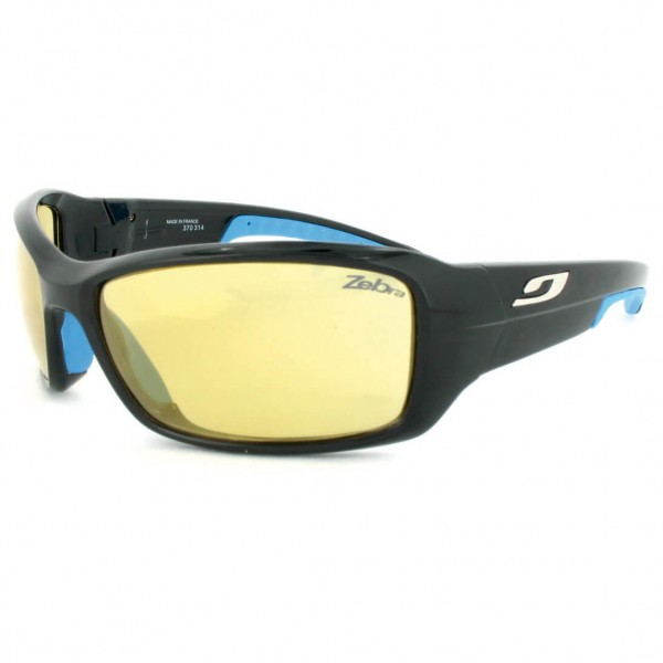 Julbo - Run Yellow / Brown Zebra - Zonnebril