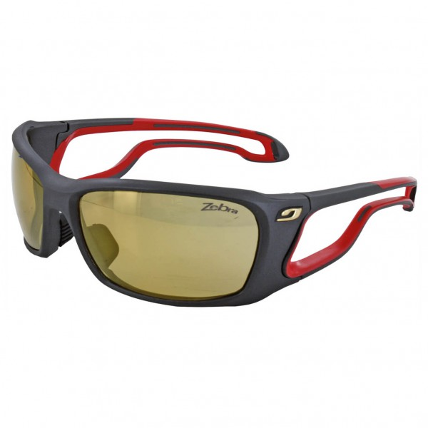 Julbo - PipeLine Speed Yellow / Brown Zebra - Zonnebril