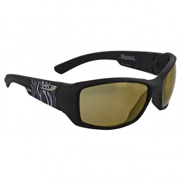 Julbo - Whoops Yellow / Brown Zebra - Sunglasses