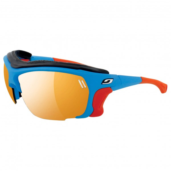 Julbo - Trek Yellow / Brown Zebra - Zonnebril