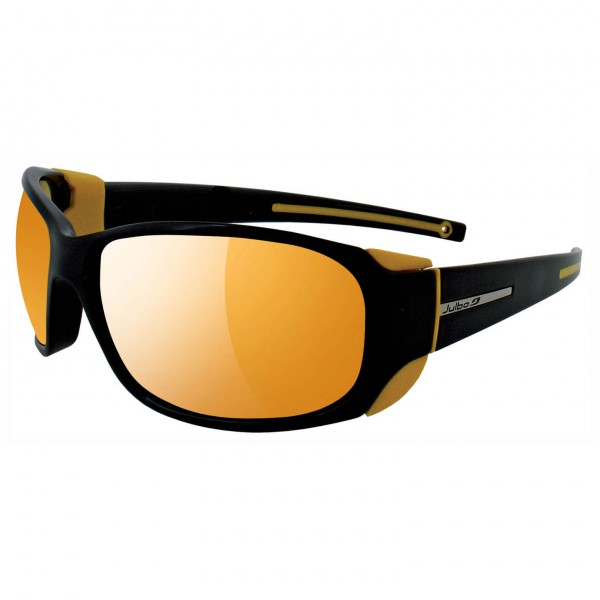 Julbo - MonteBianco Yellow / Brown Zebra