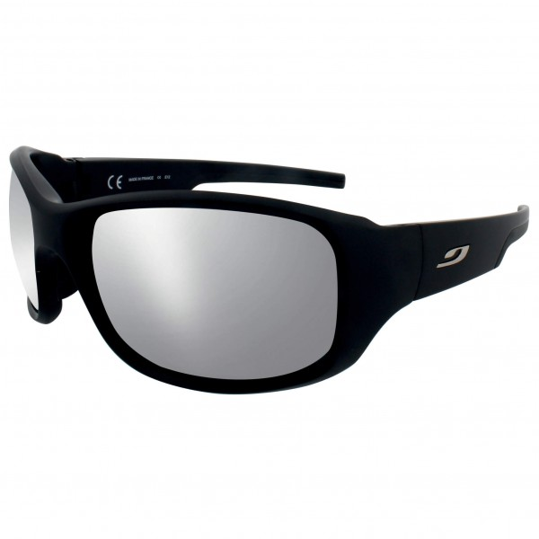 Julbo - Stunt Grey Flash Silver Polarized 3+ - Sunglasses