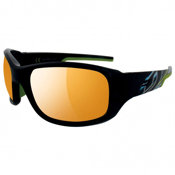 Julbo - Stunt Yellow / Brown Zebra - Aurinkolasit