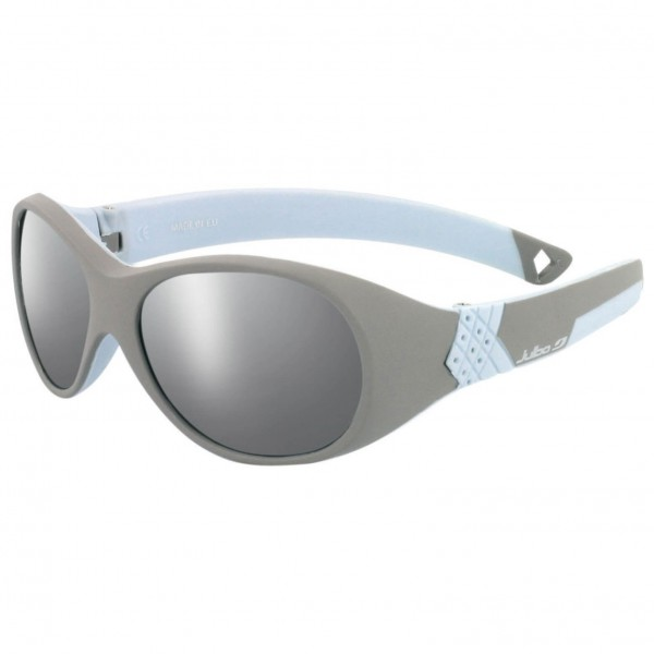 Julbo - Kid's Bubble Grey Flash Silver Spectron 3+