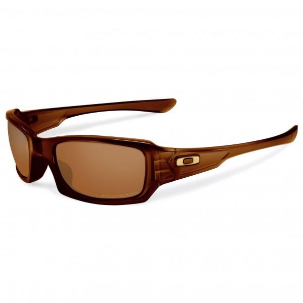 Oakley - Fives Squared Bronze Polarized - Sunglasses