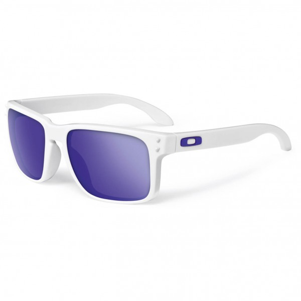 Oakley - Holbrook Violet Iridium - Lunettes de soleil